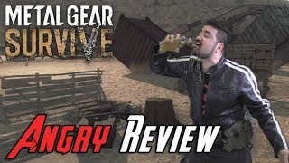 Download Metal Gear Survive Angry Review Video