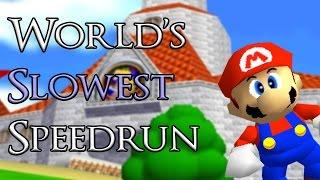 Download World's Slowest Speedrun Video