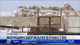 Download Двух женщин освободили из рабства в Актюбинской области Video