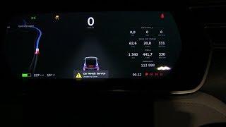 Download Tesla Model X breakdown Video