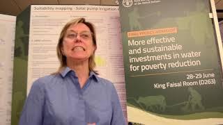 Download Interview with Audrey Nepveu De Villemarceau, IFAD Technical Specialist Video