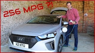 Download Living with the Hyundai IONIQ PHEV - Real-world MPG test ! Video