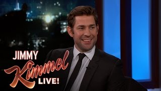 Download John Krasinski Has Started Cooking for Emily Blunt Video