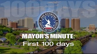 Download Mayor's Minute - First 100 Days Video