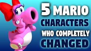 Download 5 Mario Characters Who Have Completely Changed Video