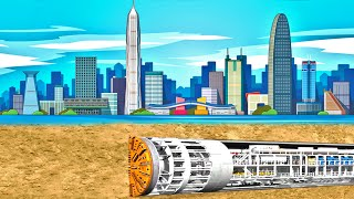Download The Longest Underwater Tunnel   China's Future MEGAPROJECTS: Part 5 Video