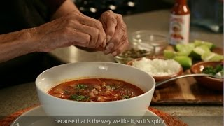 Download Menudo recipe: Abuela's Kitchen cooks with Rumba Meats Video