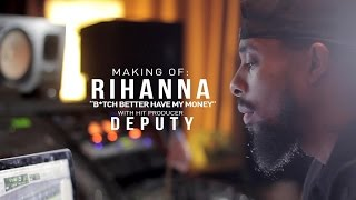 Download Deputy breaks down the beat for Rihanna ″Bitch Better Have My Money″ Video