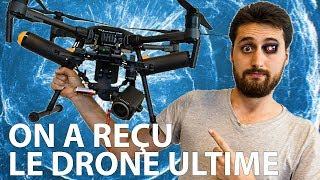 Download Test du drone DJI Matrice M210 avec Z30 Video