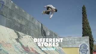 Download Volcom - Different Stokes - Barcelona Video