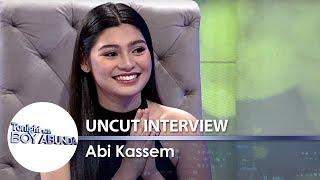 Download TWBA Uncut Interview: Abi Kassem Video