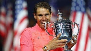 Download US Open Tennis 2017 In Review: Rafael Nadal Video