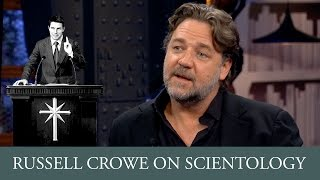 Download Russell Crowe on Twitter, Scientology and Tom Cruise Video