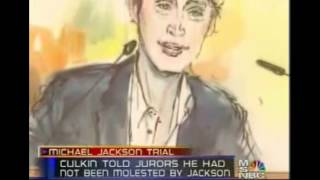 Download Macaulay Culkin: Michael Jackson NEVER touched me! Video