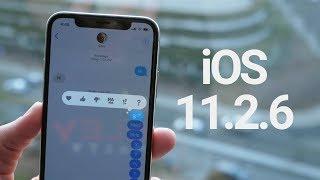Download iOS 11.2.6 Update Preview! Video