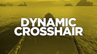 Download World of Warships - Dynamic Crosshair Video