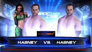 Download WWE 2k18 MyCareer SELF MONEY IN THE BANK CASH IN GLITCH - Hasney.Zone Video