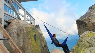 Download SLEEPING IN A FIRE LOOKOUT - (Mount Pilchuck, WA) Video