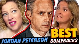 Download JORDAN PETERSON: BEST COMEBACKS | 2018 Video