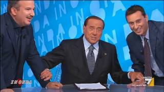 Download Berlusconi: 'Forza Italia arriverà al 30 per cento, ci scommetto una pizza' Video