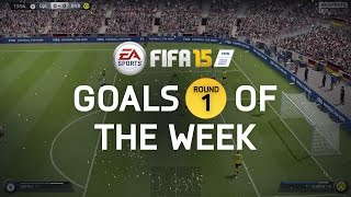Download FIFA 15 - Best Goals of the Week - Round 1 Video