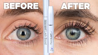 Download Women Try Eyelash Growth Serum For A Month Video