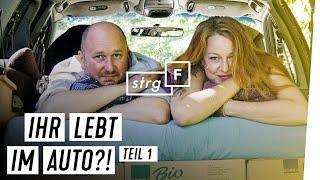 Download Leben im Auto - vier Räder statt vier Wände | STRG F Video