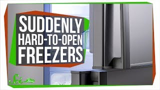 Download Why Is the Freezer Harder to Open the Second Time? Video
