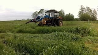 Download Koszenie Trawy - Ursus C360 3P POWER! Sianokosy pełną parą! Łódzkie Pracuje! Video