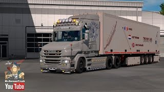 Download [ETS2 v1.26] Scania T Mod v2.1 + ALL DLC´s ready Video