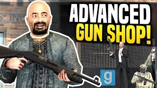 Download ADVANCED GUN SHOP - Gmod DarkRP | Heavy Gun Dealer! Video