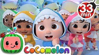 Download Baby Shark Submarine + More Nursery Rhymes & Kids Songs - CoCoMelon Video