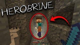 Download Herobrine visited my Minecraft World... AND I ATTACKED HIM! (Minecraft Herobrine Sighting 2018) Video