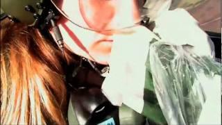 Download Hannah Bayman flies in an RAF Hawk Video