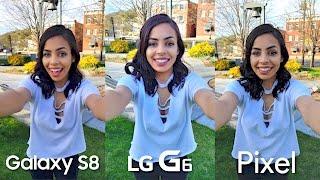 Download Samsung Galaxy S8 Camera vs LG G6 & Google Pixel! Video