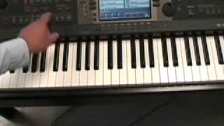 Download How to Play Major 5-finger patterns and chords on piano Video