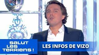 Download Les infos de Vizo du 04/11 - Salut les Terriens Video