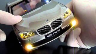 Download BMW 750Li Kyosho 1:18 LED Licht Tuning Conversion M3 M5 Video