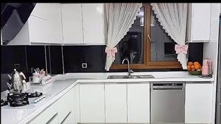 Download أجمل الديكورات في المطابخ التركية باللون الأبيض الأنيق Video