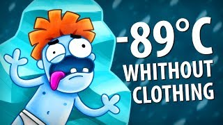 Download How Long Can You Survive in -89ºС? Video