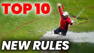 Download NEW GOLF RULES 2019 - The 10 Most Important GOLF RULE CHANGES Video