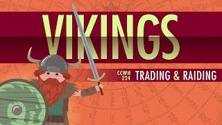 Download The Vikings! - Crash Course World History 224 Video