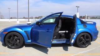 Download 2005 Mazda RX-8 Walkaround And Test Drive Video