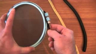 Download How to make your own microphone Pop Filter Video
