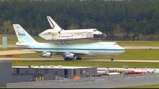Download Shuttle Carrier Aircraft Video