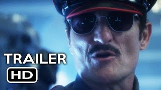 Download Officer Downe Official Trailer #1 (2016) Shawn Crahan Action Movie HD Video