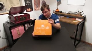 Download Curiosity Box! [November 2016] (OPENING ACT!) Video