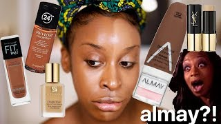 Download What Happens If I Try Foundations With the Same SHADE NAME?! | Jackie Aina Video
