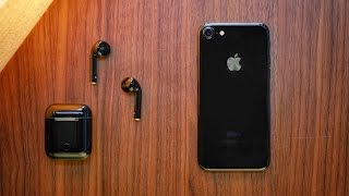 Download Jet Black Apple AirPods! Video