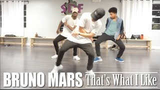 Download ″That's What I Like″ by Bruno Mars | Michael Le Choreography | @justmaiko @brunomars Video